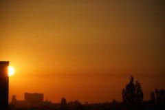 morning sky